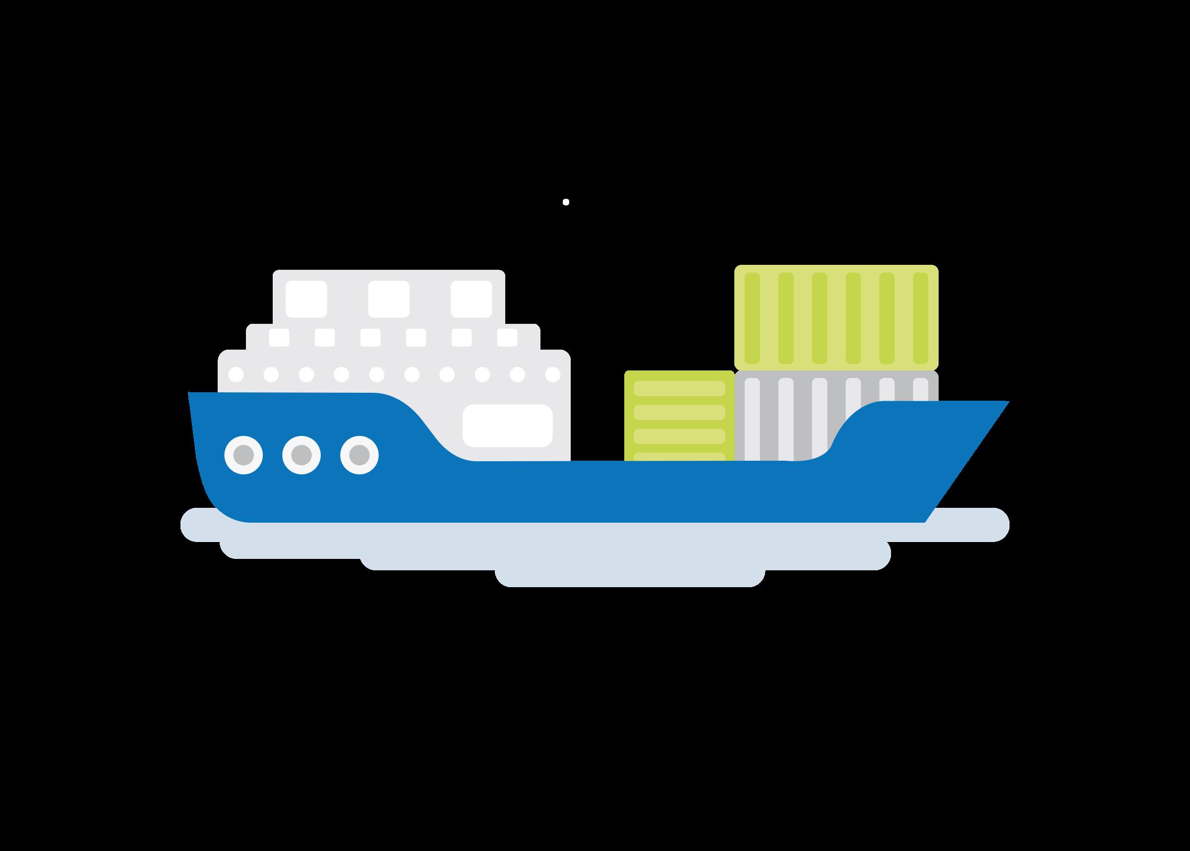 ondersteunende afbeelding van boot in container terminal doesburg kleuren