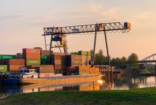 Container terminal doesburg pinksteren