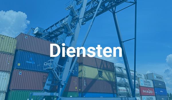 Container Terminal Doesburg Diensten
