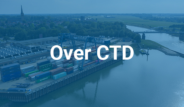 Container Terminal Doesburg Over CTD