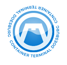 Container Terminal Doesburg stempel