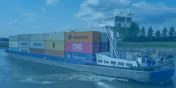 Container Terminal Doesburg logistiek